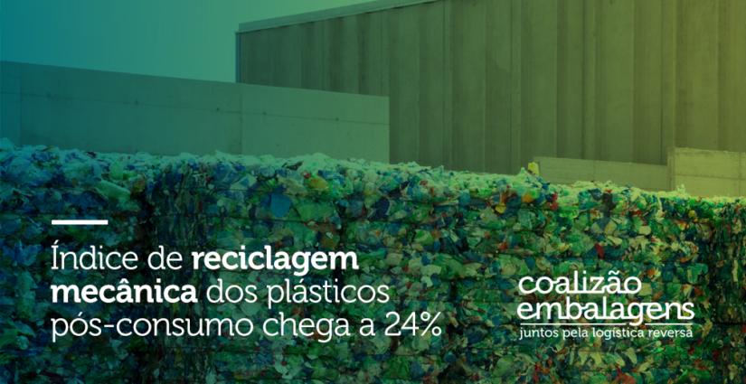 O boom do mercado de reciclagem do plástico